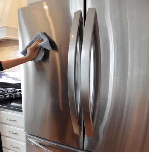 Have stainless steel appliances