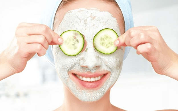 Home made natural Face Masks For Glowing Skin