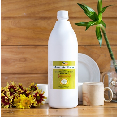 Natural Handmade Dish Washing Liquid 1000 gms