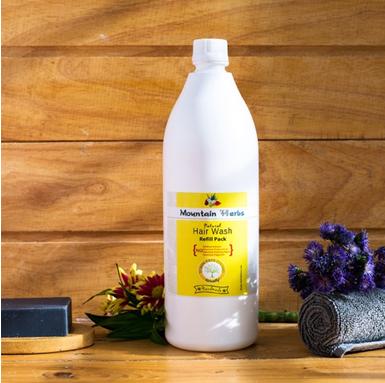 Natural handmade Hair wash 1000 gms