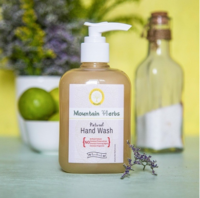 Natural handmade Hand wash 300 ml